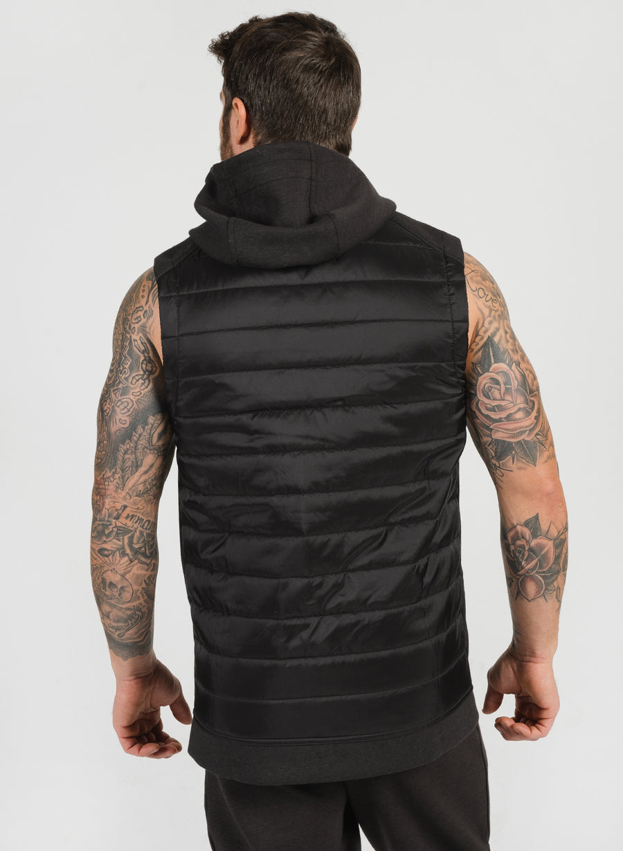 MEN'S TEK VEST - BLACK