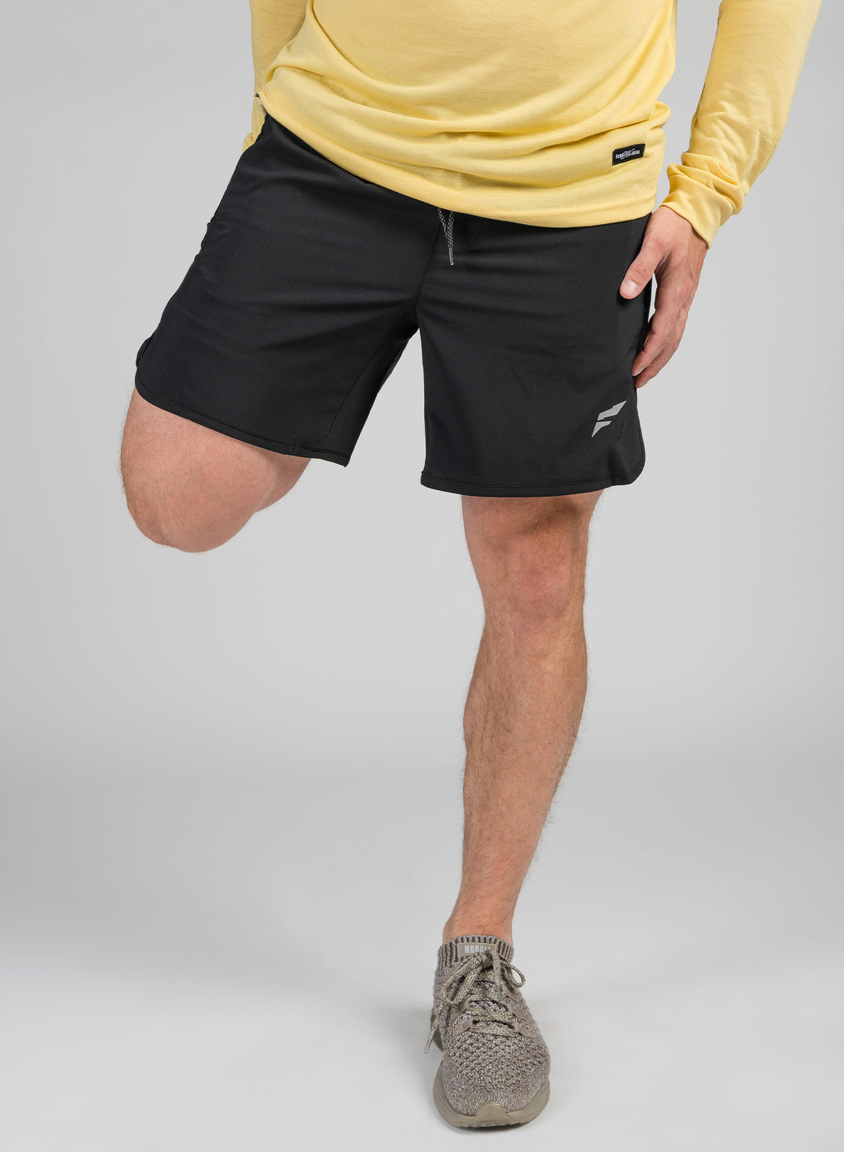 MEN'S APEX SHORTS 2.0 - BLACK