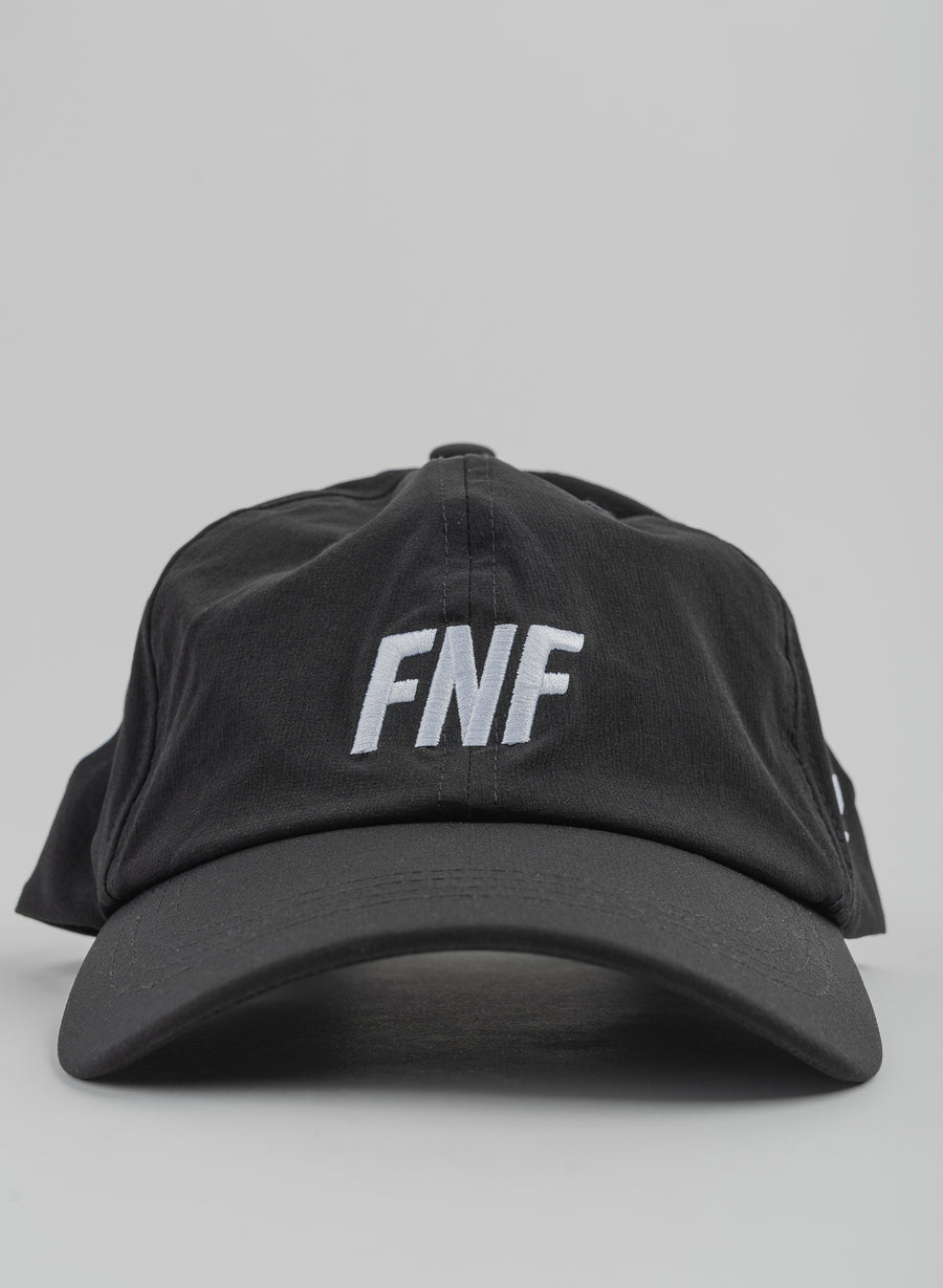 FNF ATHLETIC HAT - BLACK