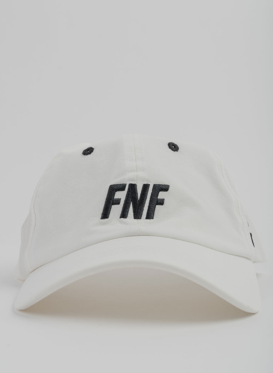 FNF ATHLETIC HAT - WHITE