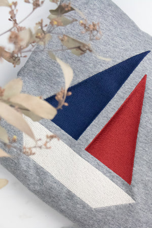 SAILBOAT SWEATSHIRT
