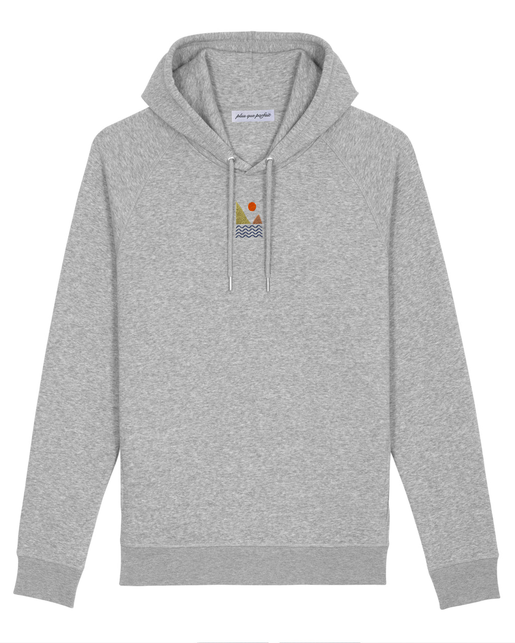 INTO THE WILD HOODIE - GREY