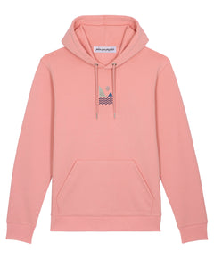 INTO THE WILD HOODIE - PINK