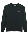 TRIANGLE LONG SLEEVE BLACK