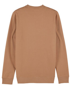 CAMEL SWEATER