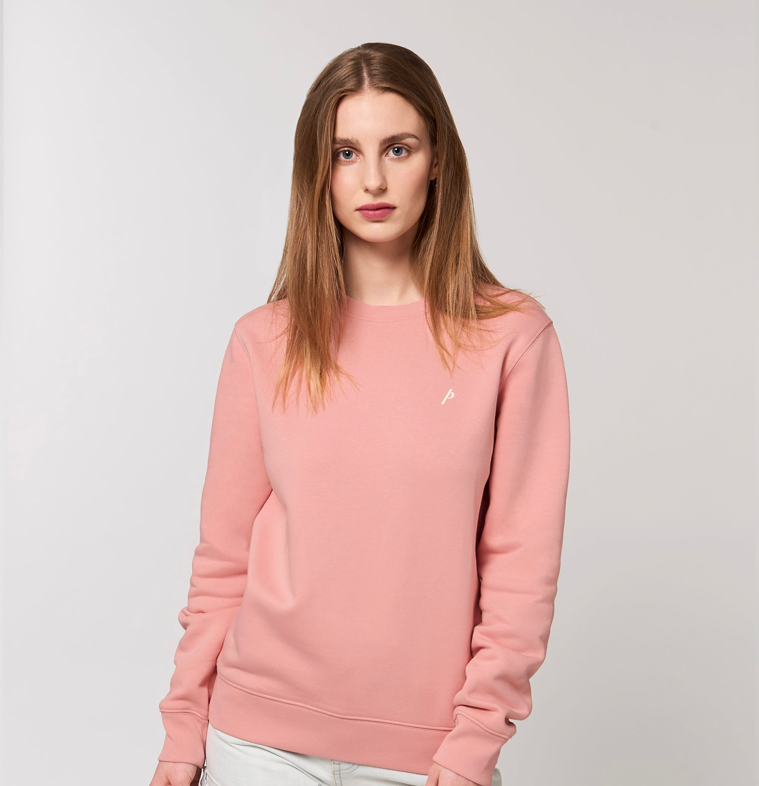 PINK ICONIC P SWEATER