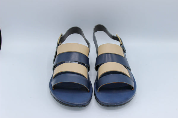 2056 BLU - Paolo Rossi Shoes