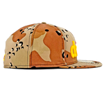 Desert Wolf New Era 5950 Fitted Cap