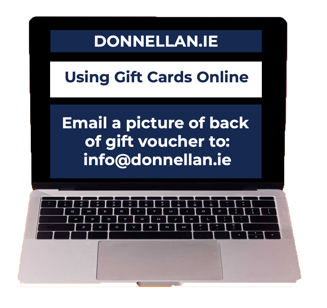 Using online vouchers donnellan roscommon