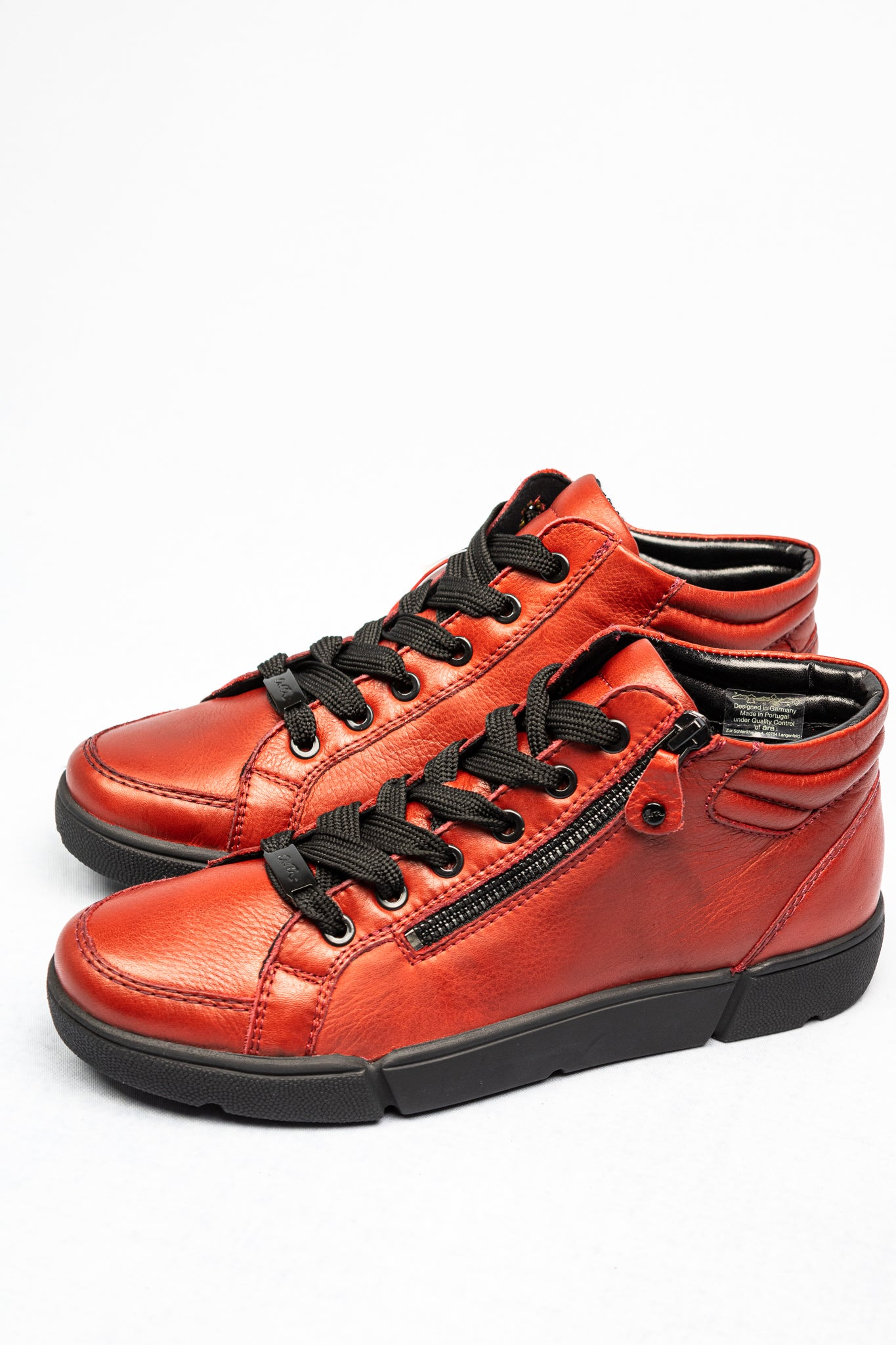 Ara Rom | Soft Leather Trainers