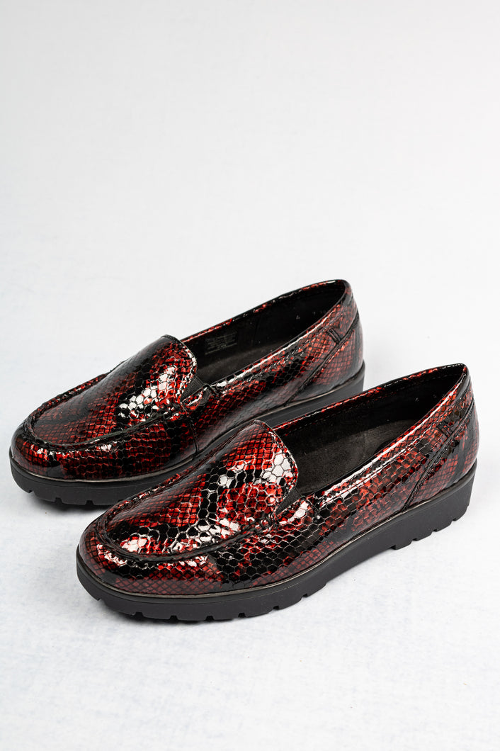 Ara Dallas | Elastic Slip On Loafers