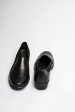 Load image into Gallery viewer, 12-40625 Ara Black Leather Slip On Moccasin Shoes for sale online ireland