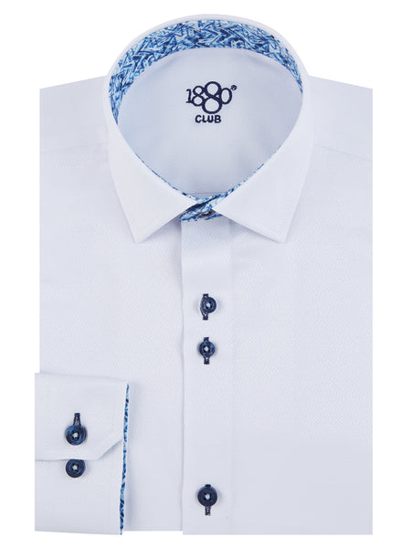 Boys Communion White Shirt