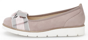 44.141.14 Ladies Ballet Flatform Pumps for sale online ireland pink
