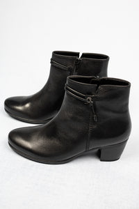 Gabor 55.522 | Rope Detail Zip Ankle Boot