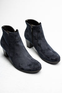 55.800.46 Gabor Ladies Night Blue Ankle Boots for sale online ireland