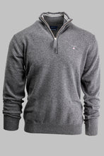 Load image into Gallery viewer, Gant 86213 | Superfine Lambswool Half-Zip Jumper