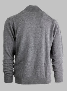 Gant 86213 | Superfine Lambswool Half-Zip Jumper