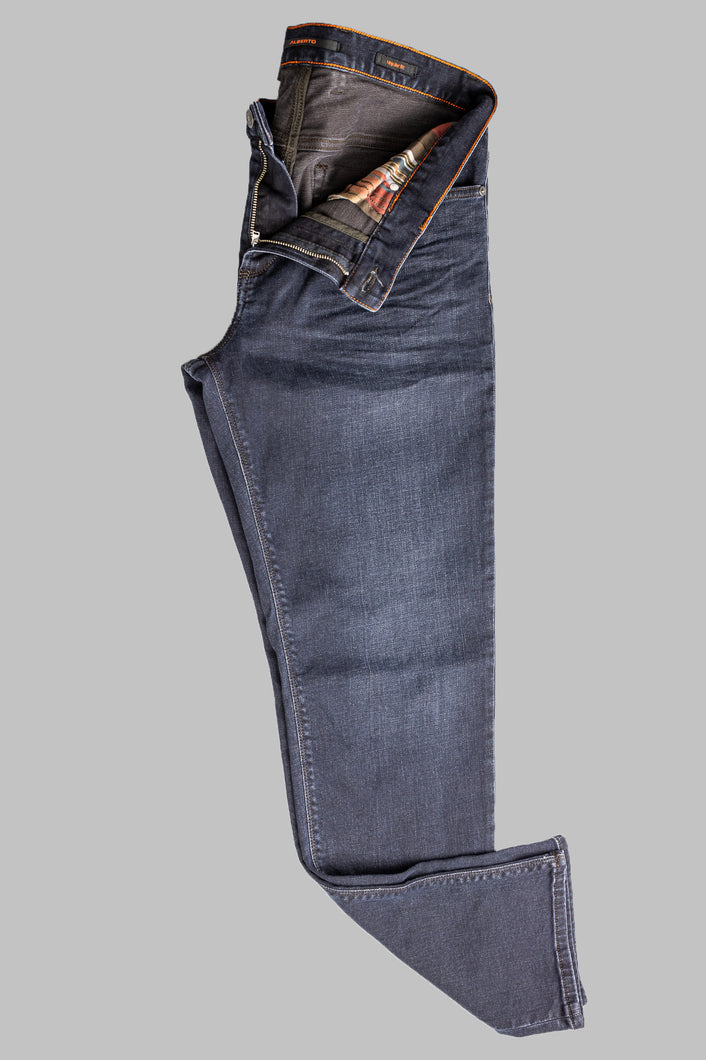 Alberto 1870-895 6677 Pipe Regular Fit Dark Jean for sale online ireland