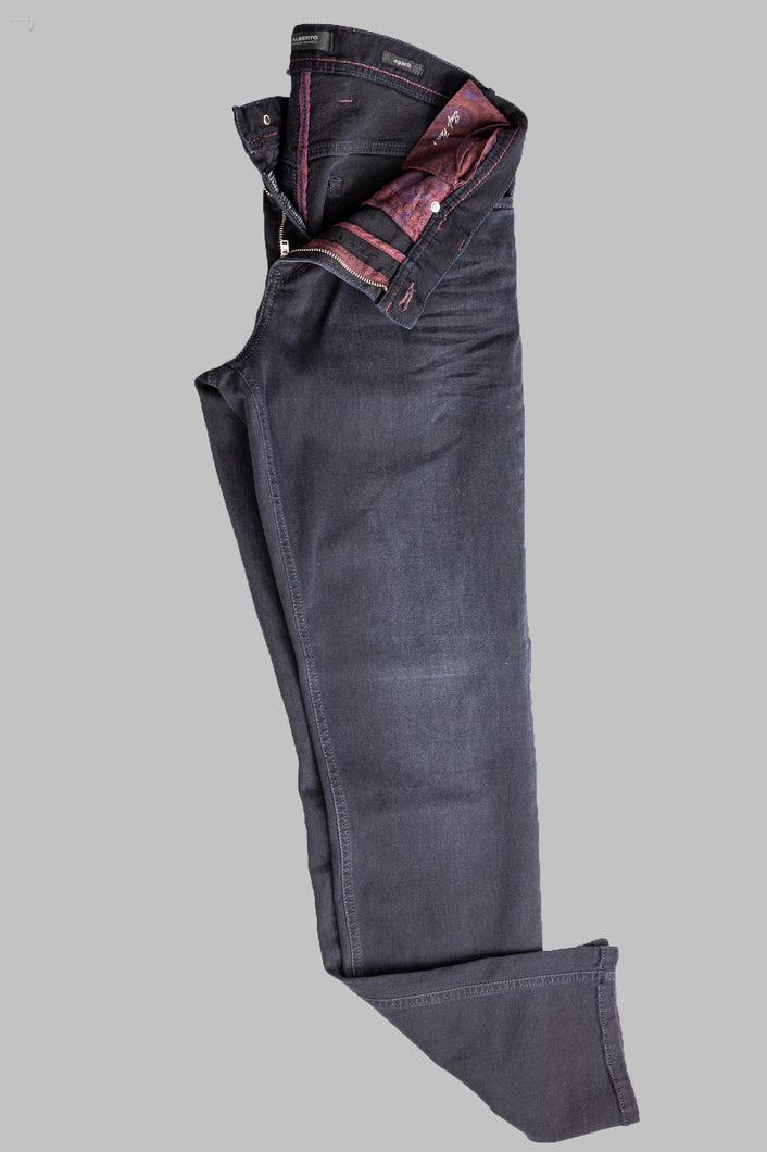Alberto 1262-899 6867 Pipe Regular Fit Dark Jean for sale online ireland
