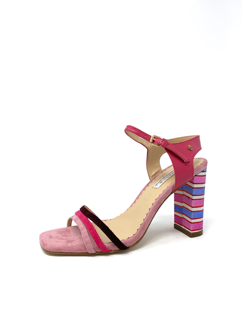 Love Me Tonight | Lollipop | Amy Huberman Ladies Block Heel Shoes for sale online ireland