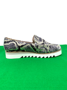 Sabrina; Twisted Python | Amy Huberman Platform Trainers for sale online ireland