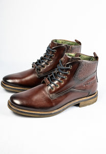 Bugatti Marcello 311-78230-1000 6100 Leather Men's Boots for sale online ireland