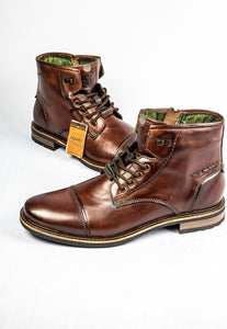 Bugatti 311-37739-1100 6100 Leather Men's Boots for sale online ireland