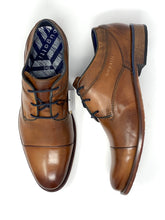 Load image into Gallery viewer, 311-16314-3500 Men's Smart Casual Bugatti Shoes for sale online ireland cognac
