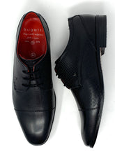 Load image into Gallery viewer, 311-66612-1000 1000 Bugatti Men's Brogue Suit Shoes In Black for sale online ireland