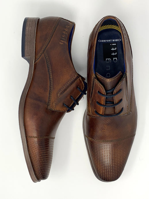 311-90902-3500 Men's Comfort Wide Bugatti Shoes for sale online ireland brown