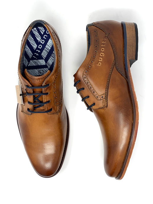 311-16310-3500 6300 Men's Cognac Bugatti Shoes for sale online ireland