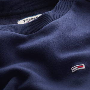 Tommy Hilfiger Jeans Men's Logo Sweatshirt For Sale Ireland DM0DM04469 CBK