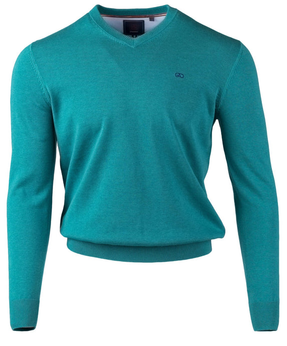 Valencia V Neck Jumper