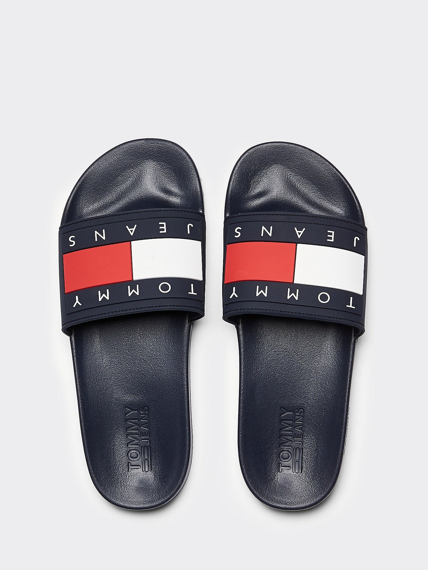 EM0EM00284 403 Tommy Jeans midnight Blue Men's Sliders for sale online ireland