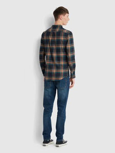 F4WMA019 Farah Slim Fit Check Men's Shirt for sale online ireland