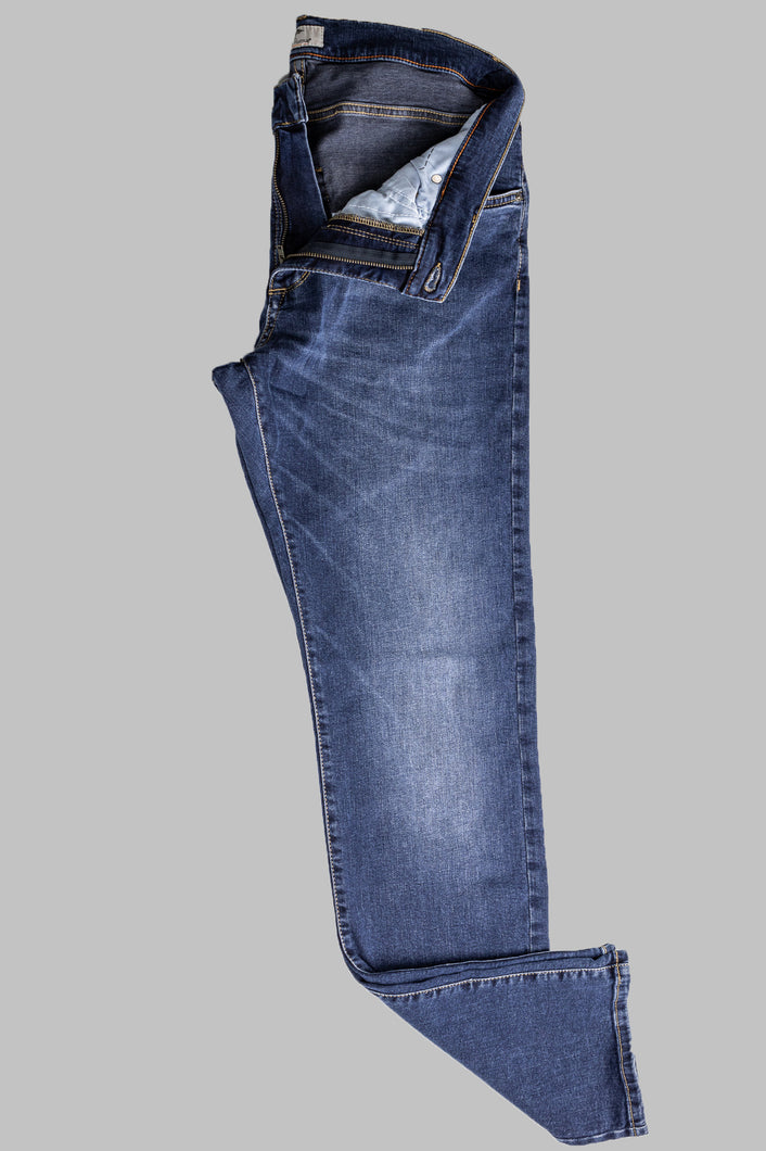 Fynch Hatton 10002950 Regular Fit Blue Jean for sale online ireland