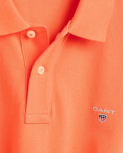 Load image into Gallery viewer, 2201 859 Gant Men's Polo Shirt for sale online ireland coral orange