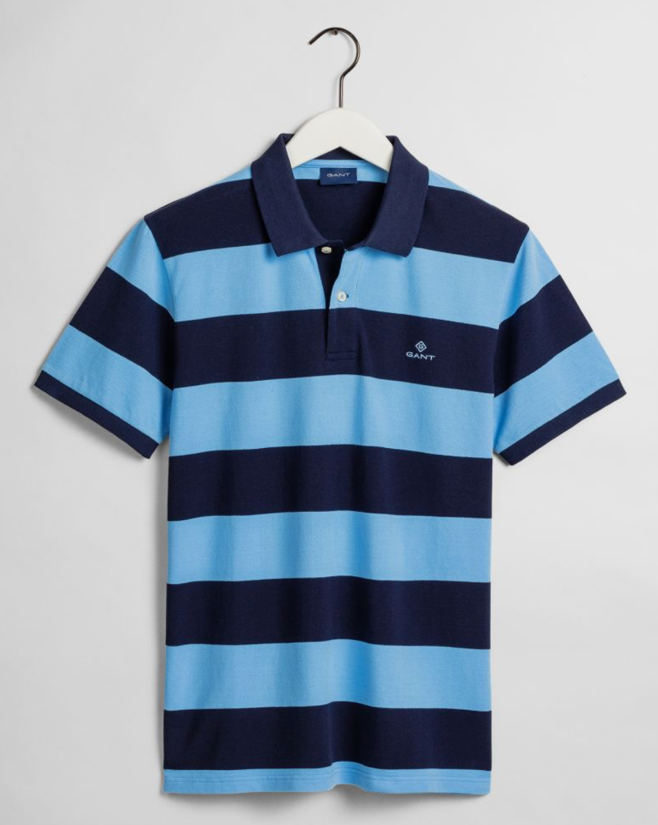 2022001 457 Toy Blue Gant Men's Polo Shirt for sale online ireland