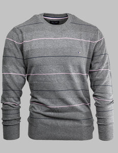 H20MAIPU0023 Eden Park Grey Crew Jumper for sale online ireland