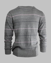 Load image into Gallery viewer, H20MAIPU0023 Eden Park Grey Crew Jumper for sale online ireland