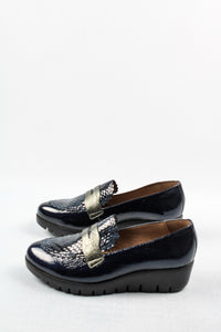 Wonders | Platform Loafers