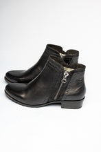 Load image into Gallery viewer, Caprice 25403 | Leather Double Zip Ankle Boot
