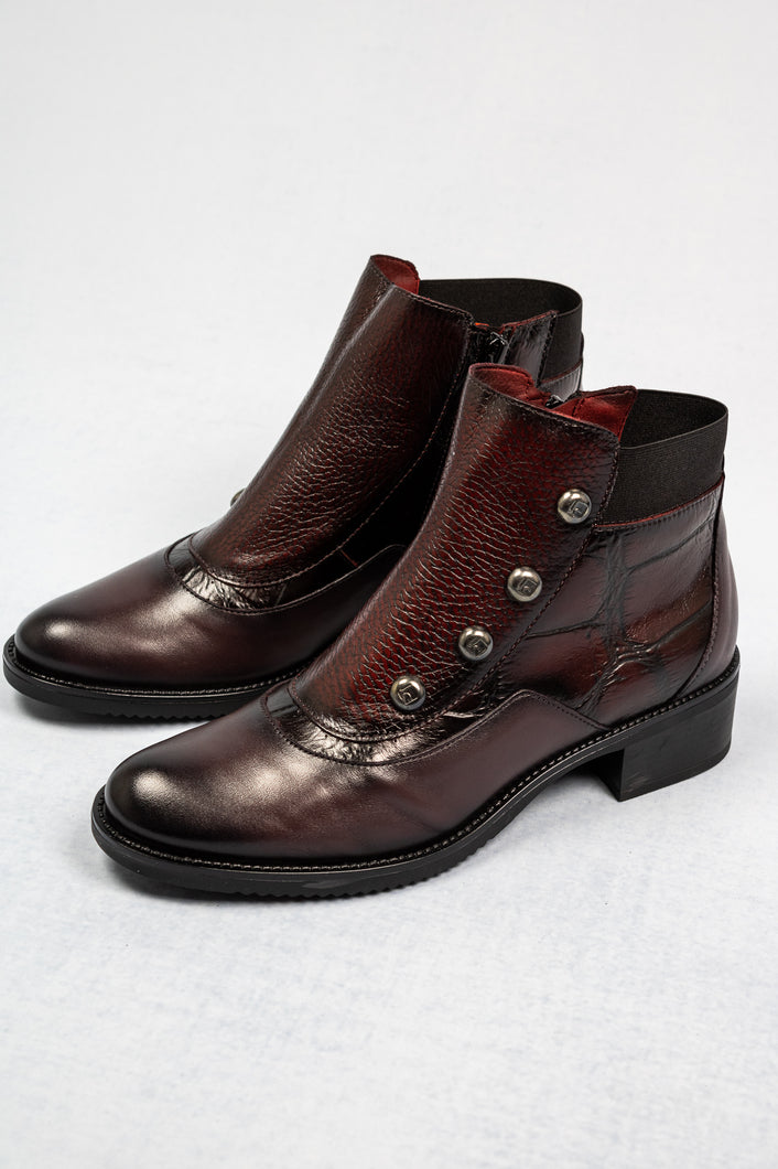 Jose Saenz | Leather Ankle Boots