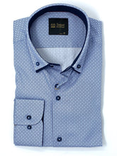 Load image into Gallery viewer, 201 DC Prints 6th Sense Men's regular fit printed shirt for sale online ireland