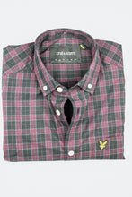 Load image into Gallery viewer, LW1309V Lyle & Scott Check Men's Shirt for sale online ireland