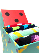 Load image into Gallery viewer, Happy Socks | 4 Pack Game Night Gift Box for sale online ireland