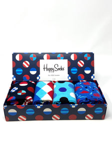 Happy Socks | 4 Pack Gift Box for sale online ireland