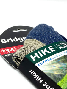 710510| Bridgedale Socks Blue farming & hiking for sale online ireland