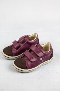 Ricosta 262300 | Leather Velcro Lightweight Shoes